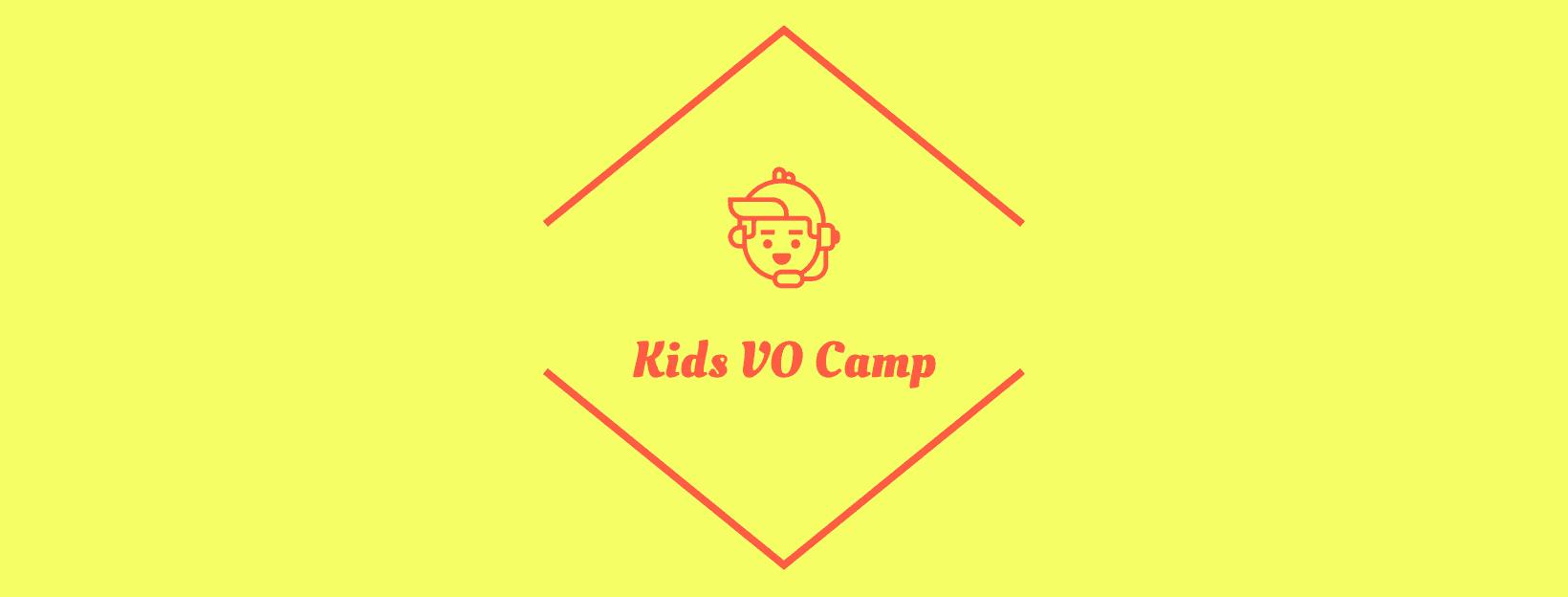 kids vo camp header image